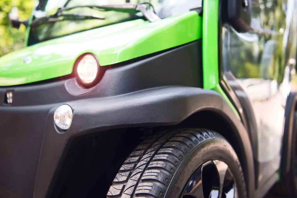 Estrima Birò - personal commuter 100% elettrico