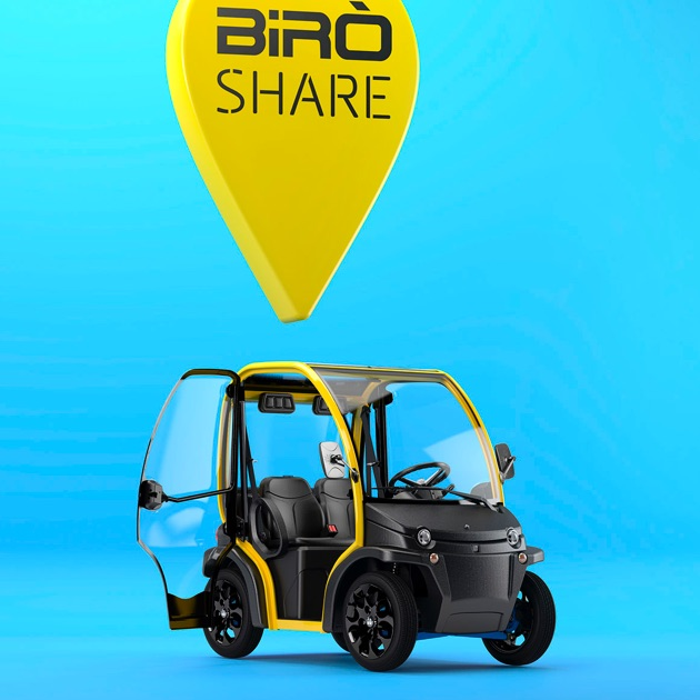 Share and earn with <br/> your Birò or your fleet!