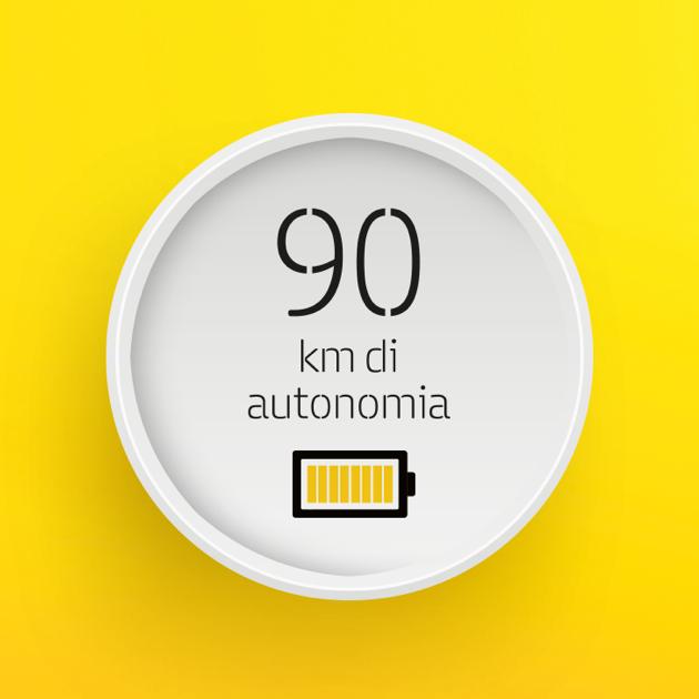 Più velocità, tutta l'autonomia di cui hai bisogno