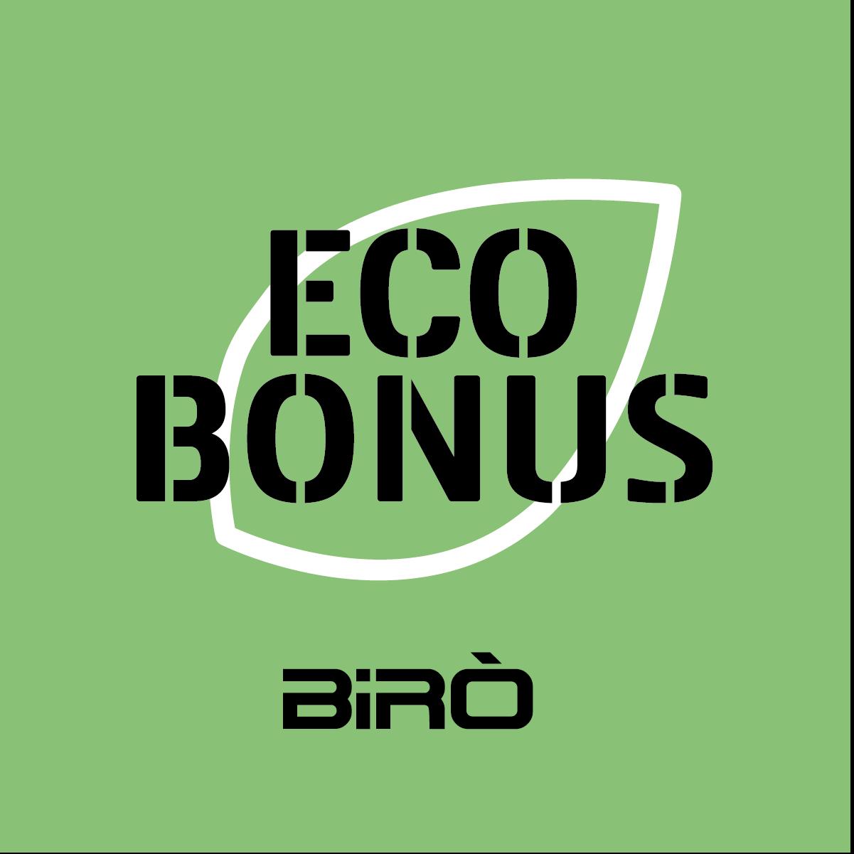 Ecobonus statali finalmente disponibili per acquistare il tuo Birò